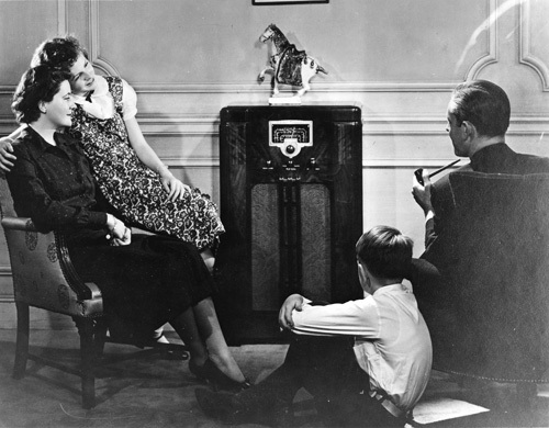 listeners-1930s