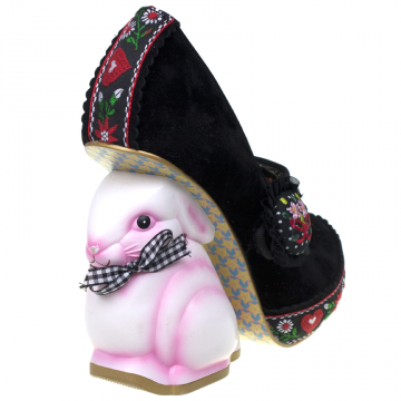 Irregular Choice Flopsy thumper back